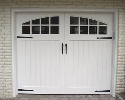 Skillman Doors Portfolio Carriage House Vinyl